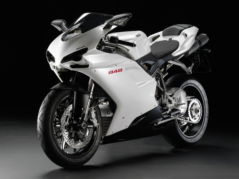 Ducati: Leaner and Meaner
