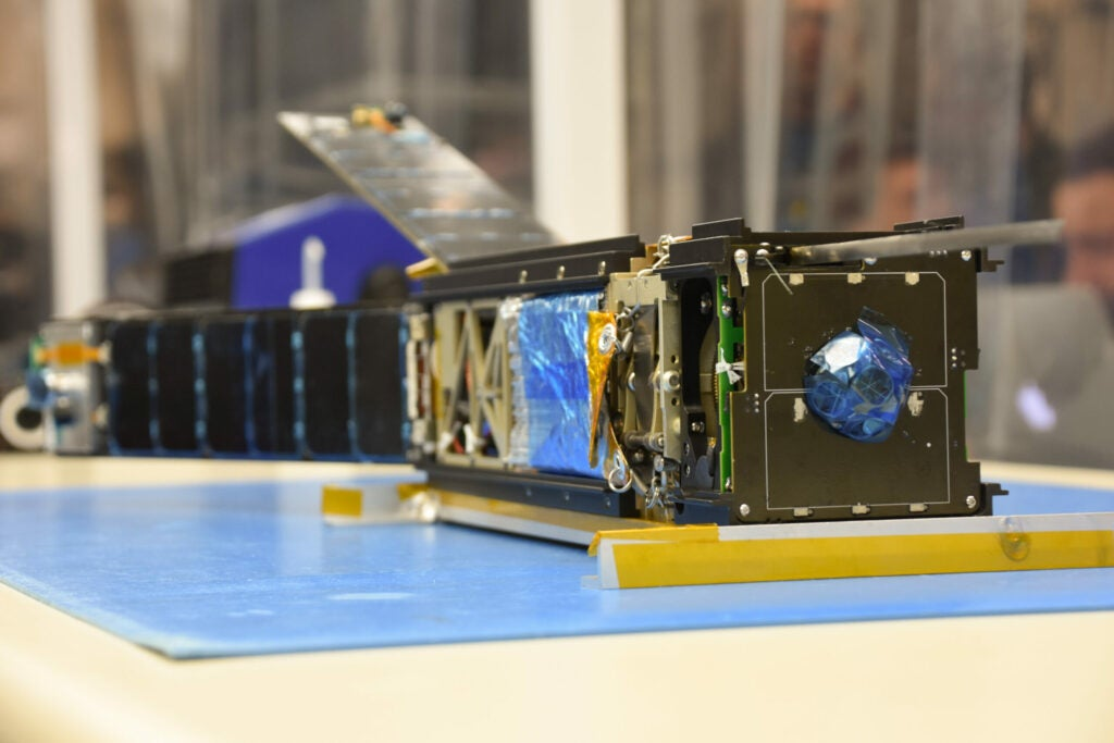 LightSail 2 packs a 344-square-foot Mylar sail into a satellite the size of a shoebox.