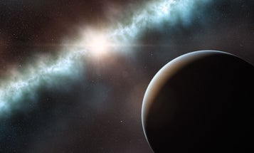 Astronomers May Have Spotted Distant Baby Planet's Birth, A Cosmic First