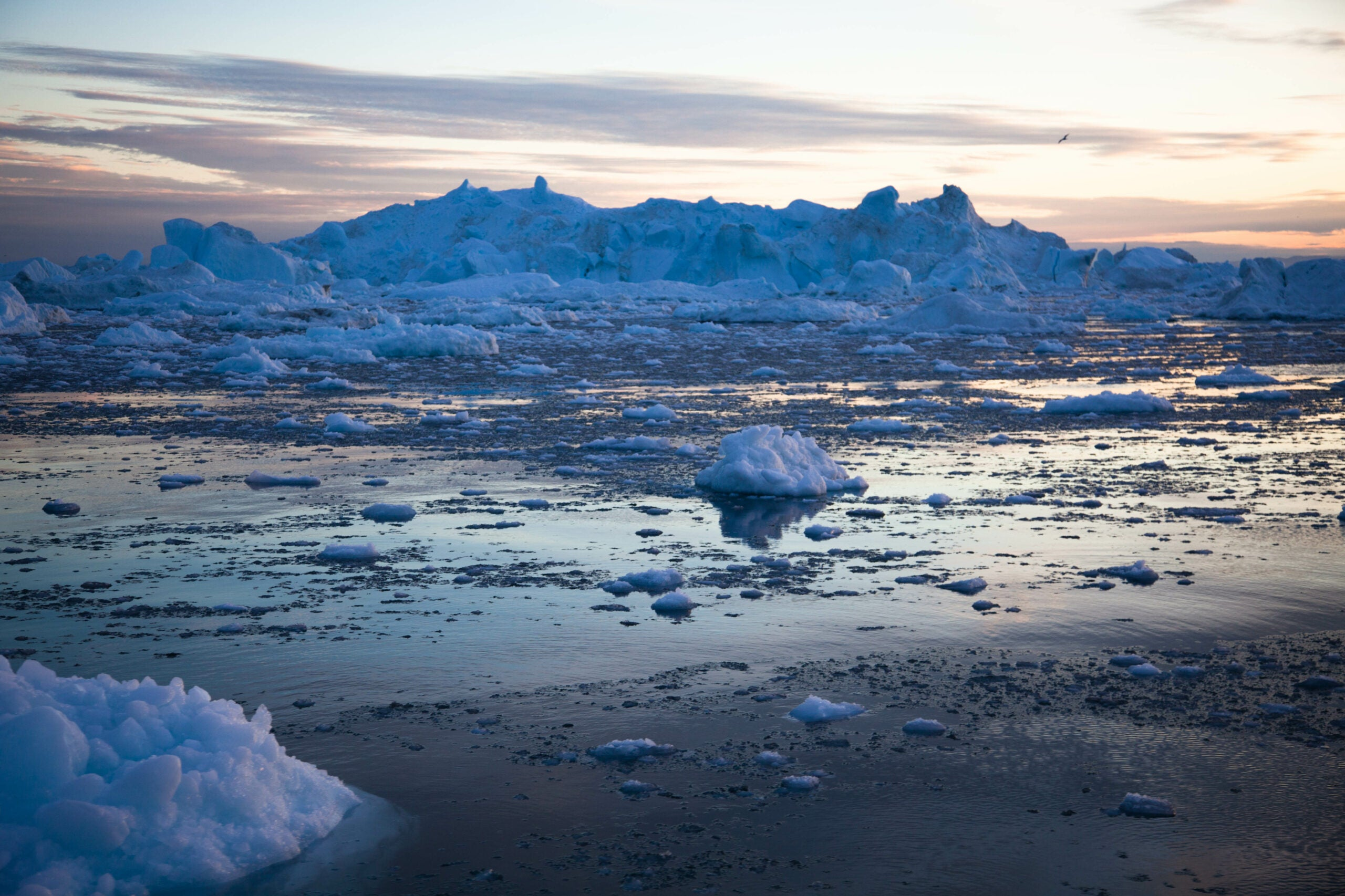 Whitening The Arctic Ocean Won't Save The Planet