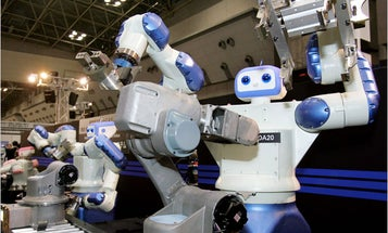 Robot Unemployment Rate Soars in Japan