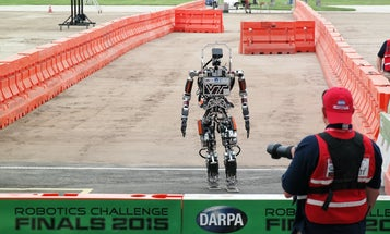 Robots Walking, Robots Toppling, and other Photos from the DARPA Robotics Challenge