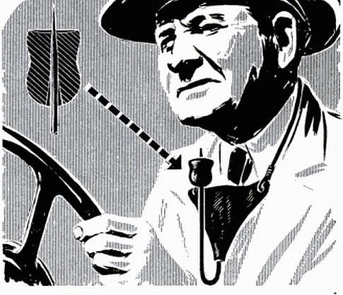 Chin Jabber Wakes Drivers