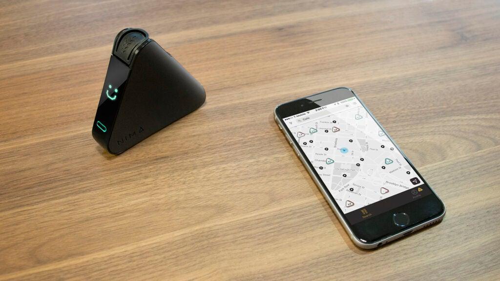 Nima device plus app