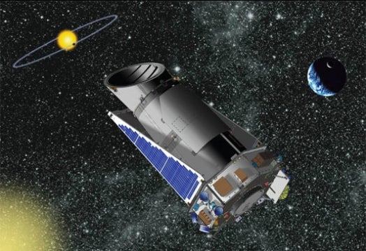 How NASA Could Save Kepler