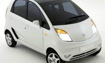 India's $2,500 Tata Nano Minicar Coming to US?