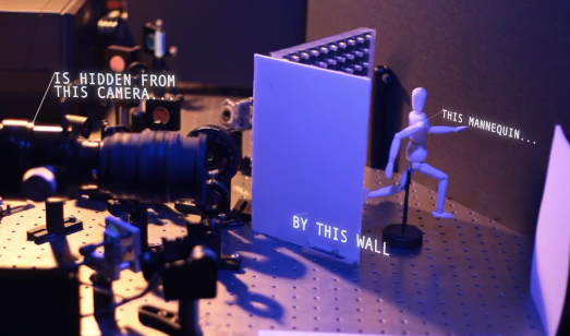 Video: How MIT's Laser Camera Can See Around Corners