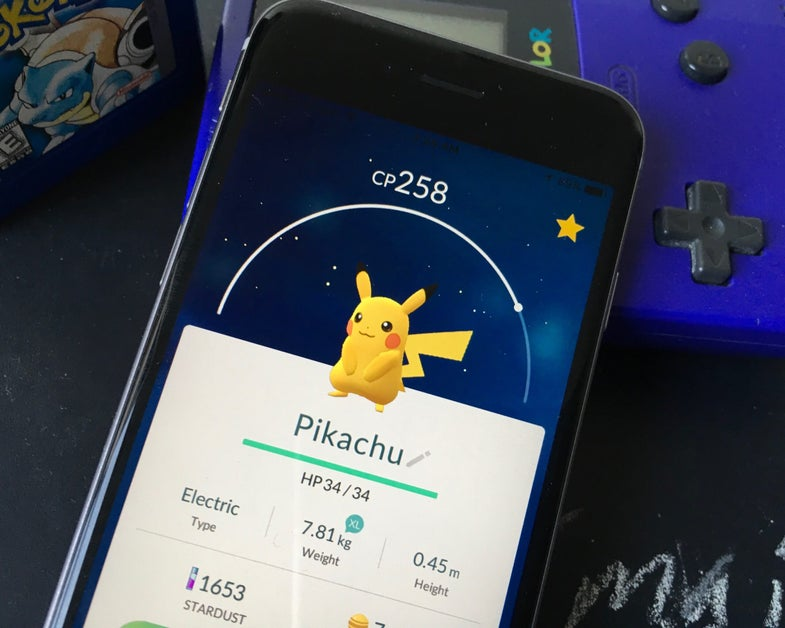 Fix Pokémon Go's Google Privacy Overreach Once And For All