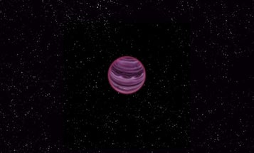 Planet Without A Star Found