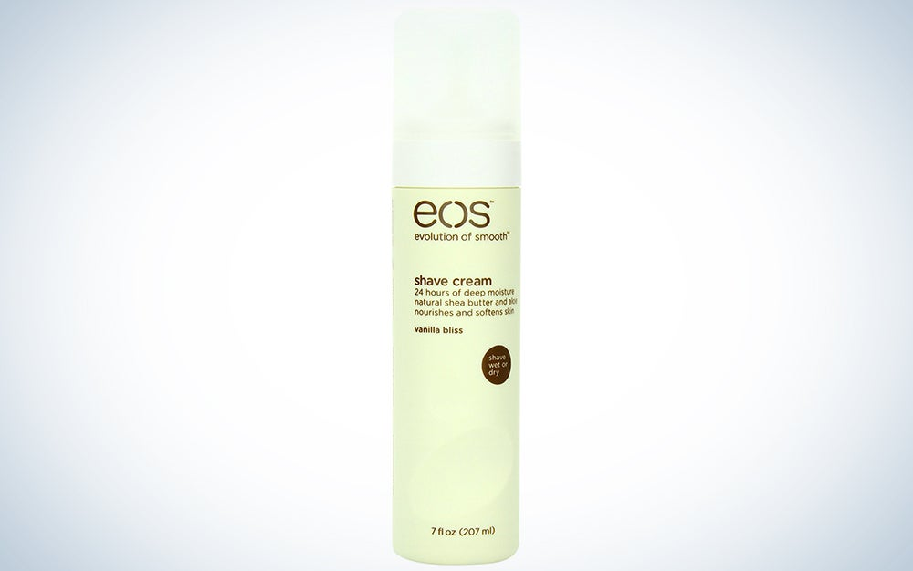 EOS Ultra Moisturizing Shave Cream, Vanilla Bliss