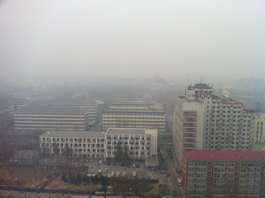 Chinese Government Plans to Cause Ten Percent More Rain By 2015