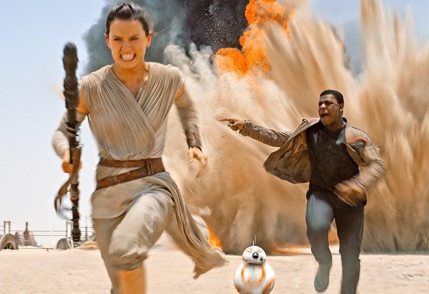 'Star Wars Episode VII' Hits Amazon Prime April 1