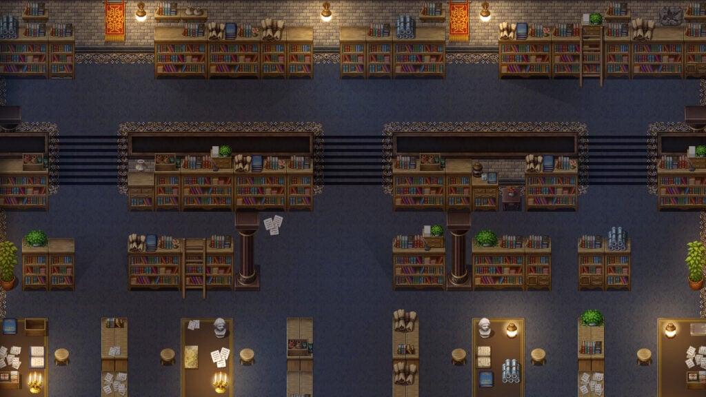 Great Library, Nassa