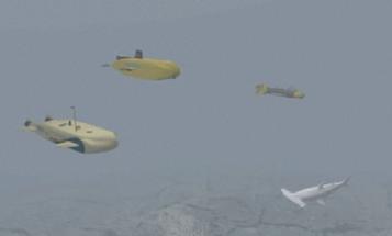 Coming Soon: European-Designed Robotic Underwater Vehicles That Can Work in Teams