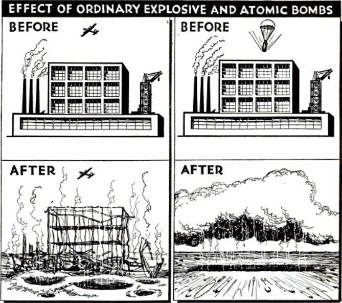 From The Archives: Debating The Hiroshima And Nagasaki Bombings