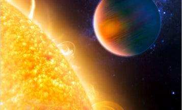 Signs of Life Found Orbiting an Exoplanet–Sort of