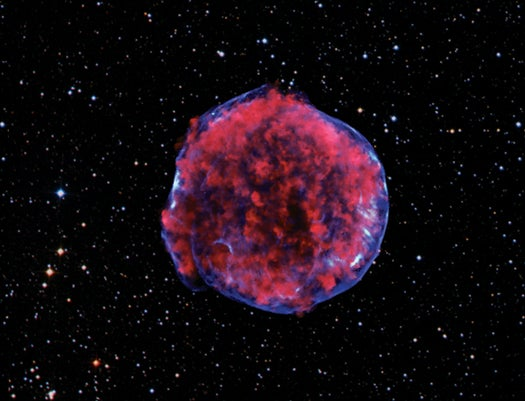 X-Ray Astronomy Uncovers A Pretty Cosmic Anomaly