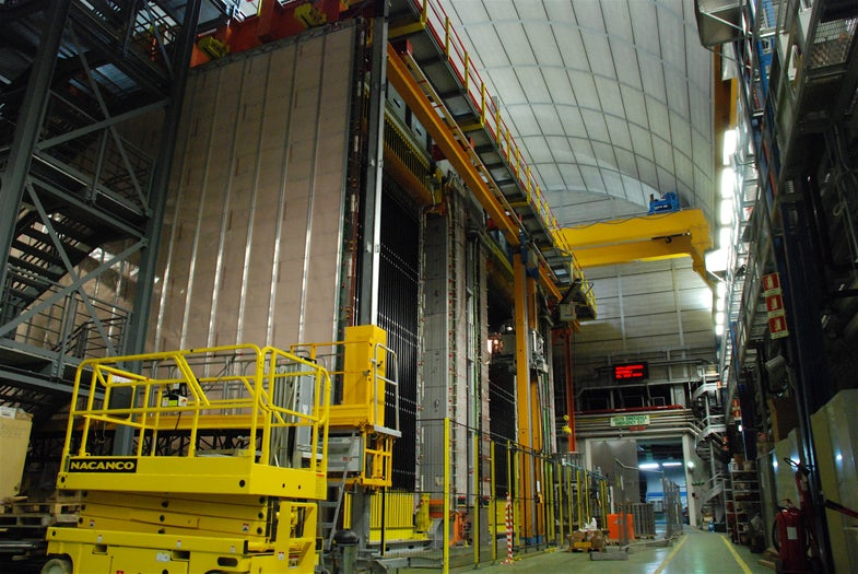 Scientist Behind Earth-Shaking Neutrino Finding Resigns Due to Slowness of Subatomic Particles