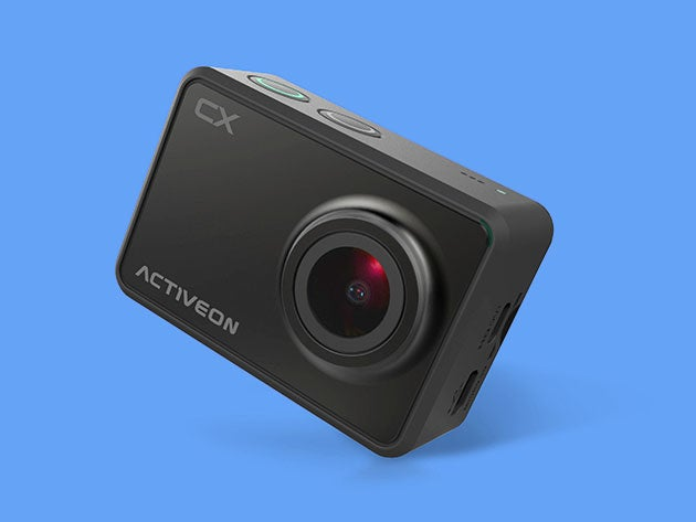 The Activeon CX is a better, more affordable GoPro alternative