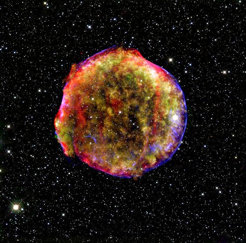 Dark Energy Wins Nobel Prize in Physics