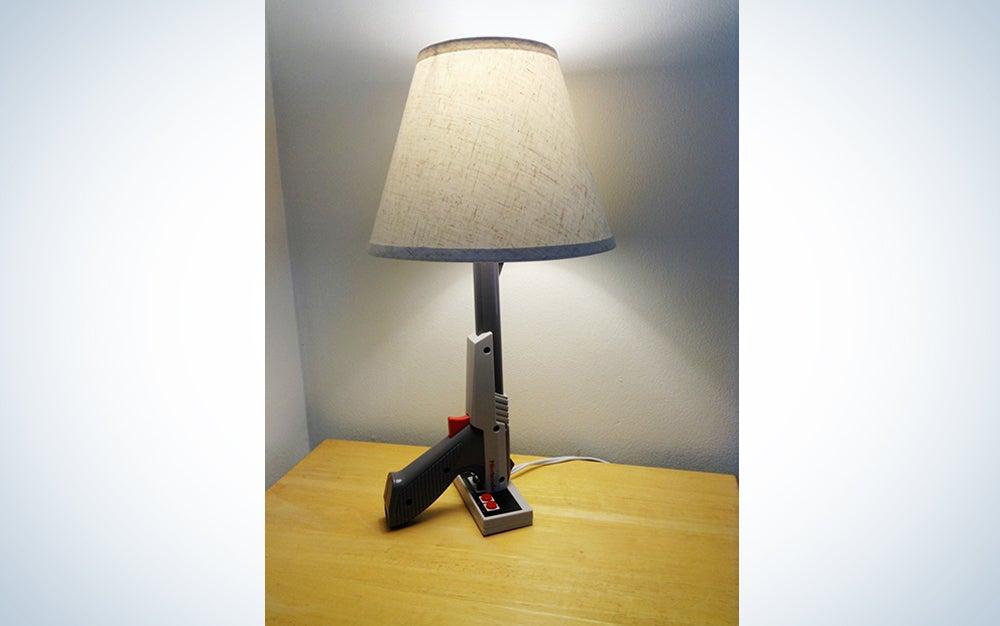 NES Zapper Desk Lamp