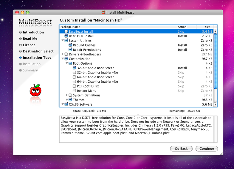 Hackintosh Diaries, Part 3: Installing and Configuring OS X