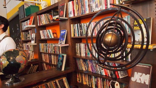 New York's Newest Bookstore, Singularity&Co., Brings Sci-Fi Back From the Dead