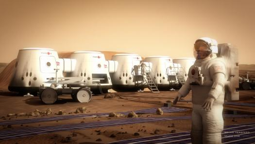 How One Man's One-Way Trip To Mars Is Dividing His Family