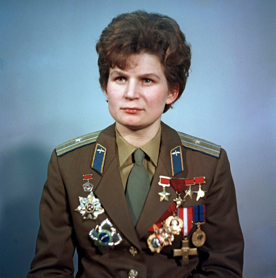 Today In History, Valentina Tereshkova Became The First Woman In Space