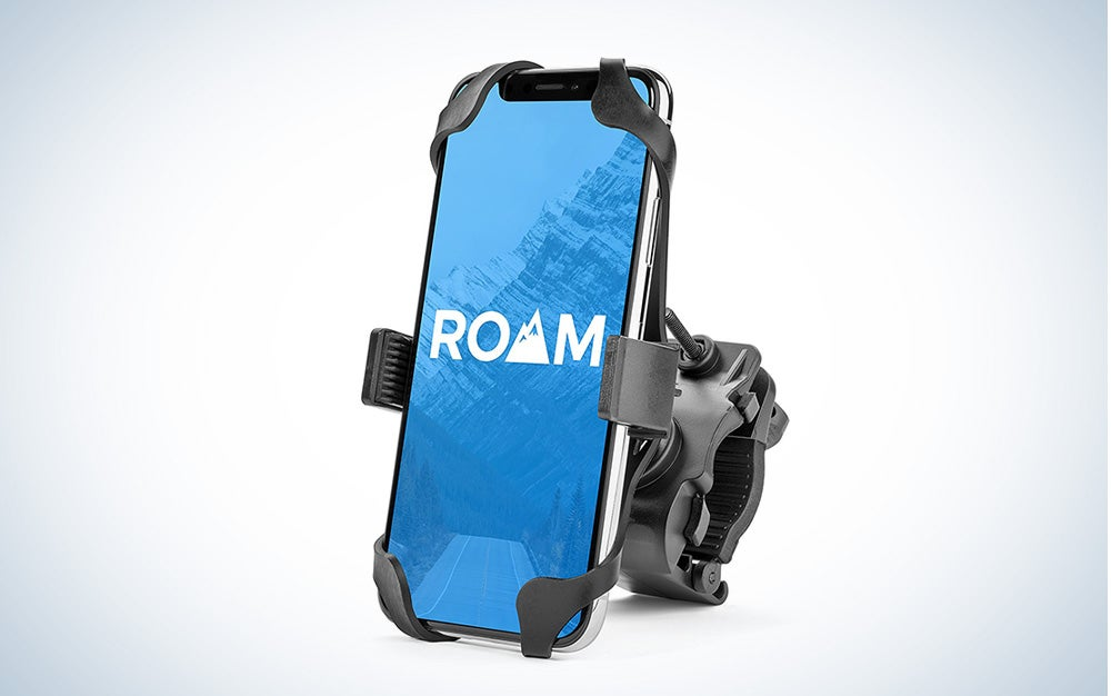 Roam phone bike mount