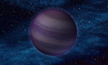 NASA's Infrared Explorer Spots a Room-Temperature Brown Dwarf, the Coldest Star Ever Found