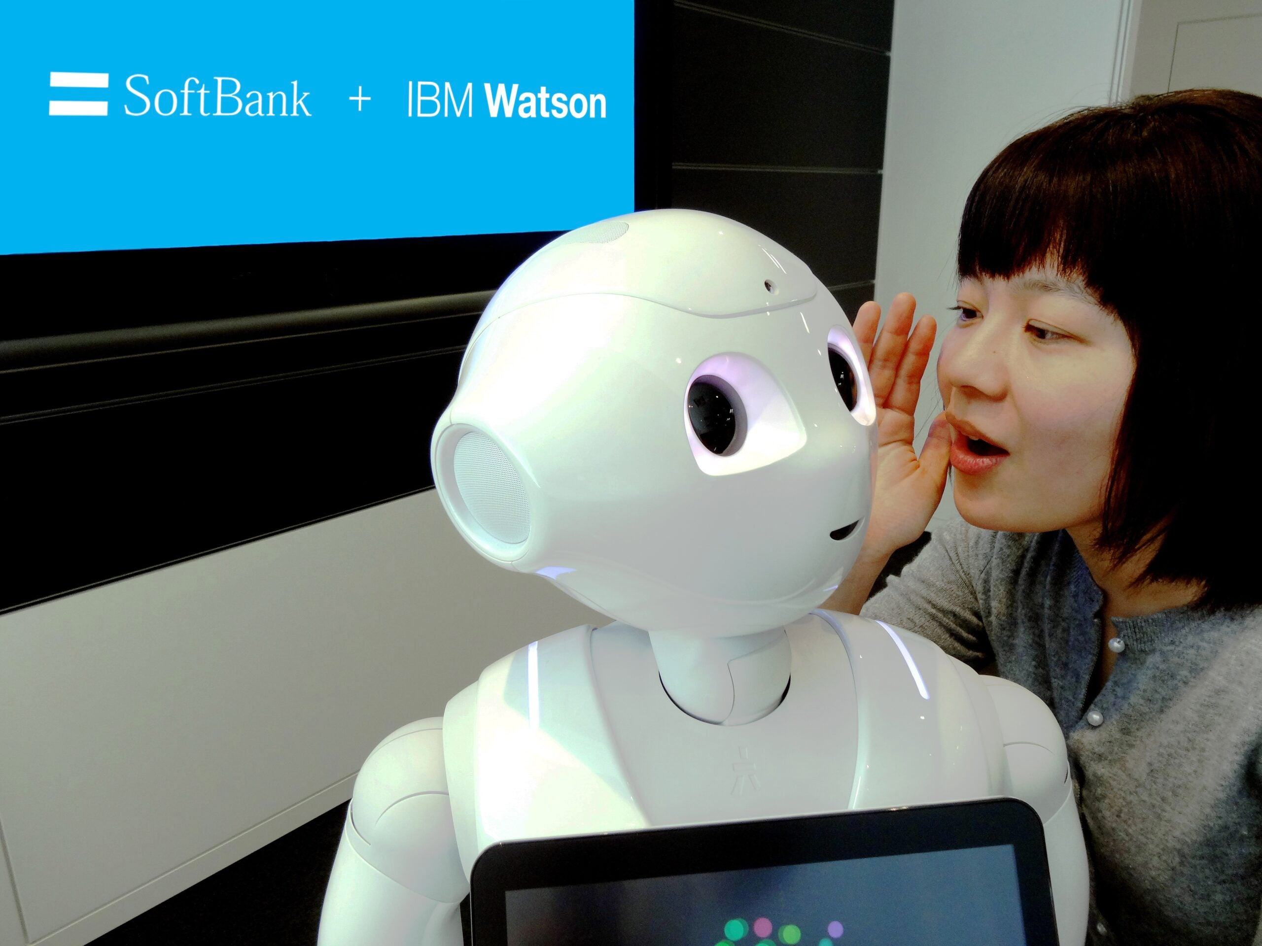 IBM's Watson Could Become A Japanese Banker