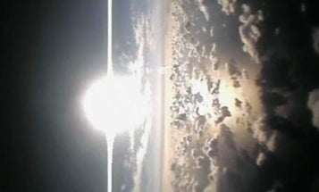 Discovery's Booster Rocket Films a Stupendous Full-Length Video