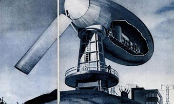 Archive Gallery: A Century of Progress in Renewable Energy