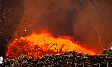 This Is What It Takes To Connect A Volcano To The Internet