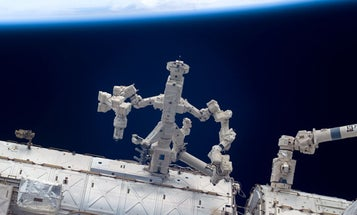 NASA Tests Handy-Man Space Robots For Orbital Repairs
