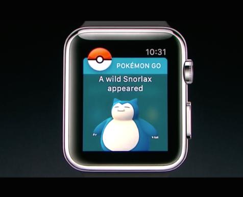 Pokémon Go Will Come To Apple Watch