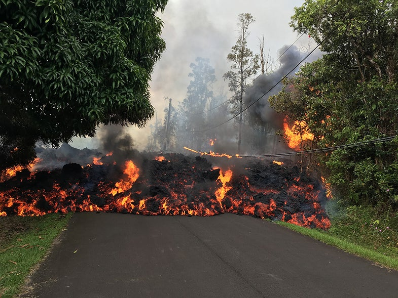 What you need to know about the volcanic eruptions going on in Hawaii right now