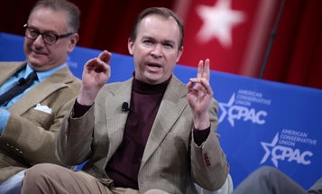 Trump's pick for the Office of Management and Budget questions why the government funds science