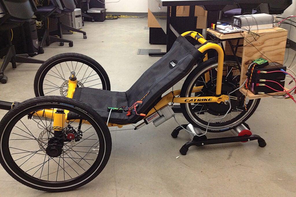 Autonomous Tricycle