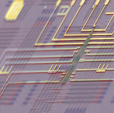 The World's First Programmable Nanoprocessor Takes Complex Circuitry to the Nanoscale