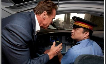 Schwarzenegger Hopes California's Future High-Speed Railroads Will Rely on the Chinese, Again