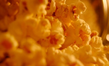 Microwave Listens To Your Popcorn Popping, For Perfect Timing