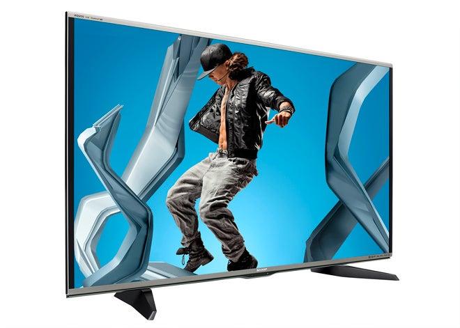 CES 2014: Sharp Offers 4KTV Stopgap