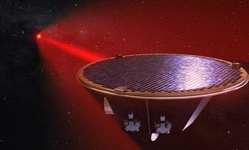 Citing Cost, NASA Bows Out Of Two Astrophysics Projects, Including Building the Largest Scientific Instrument Ever