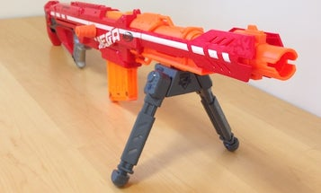 Exclusive: Nerf's Newest Gun Fires 100 Feet