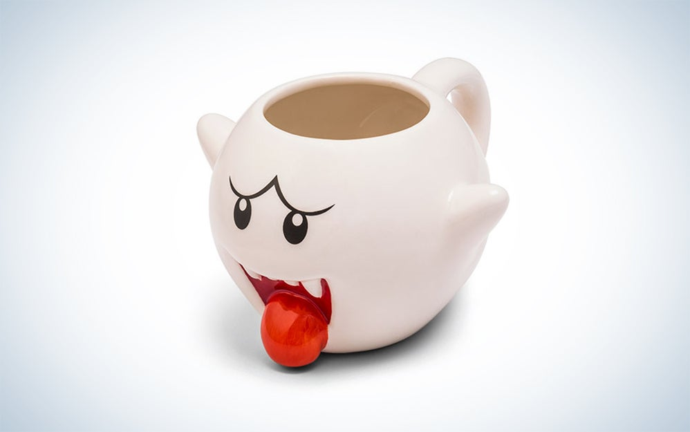 Super Mario Boo Mug