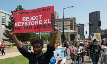 Hillary Clinton Opposes The Keystone Pipeline