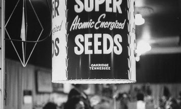Atomic Gardens, the Biotechnology of the Past, Can Teach Lessons About the Future of Farming