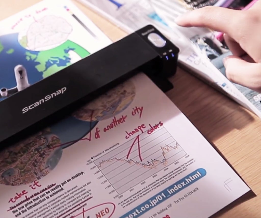 Make your life paperless with these apps and gadgets